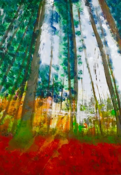 "Bild ""Wald 3"""