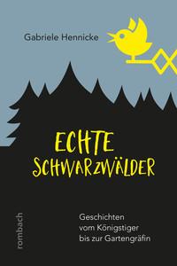 """Buch """"Echte Schwarzwälder"""""""