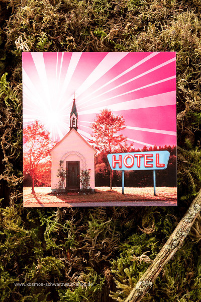 "Postkarte ""Hotel"""