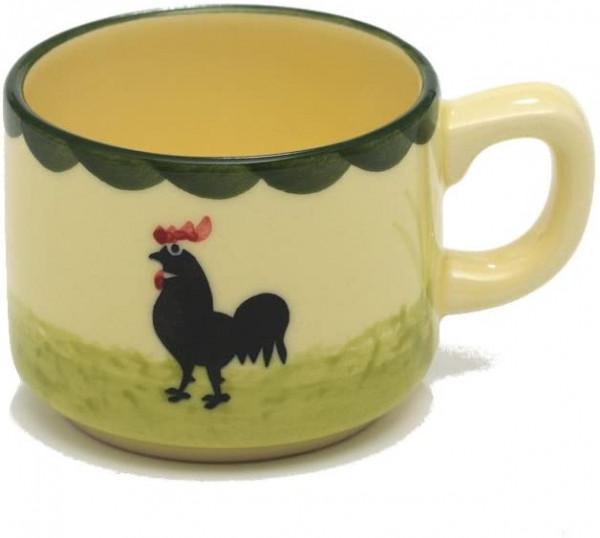 """""""Espresso Obertasse Hahn & Henne """" Zeller Keramik"""