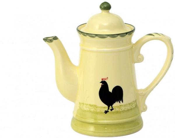 """Kaffeekanne Hahn & Henne Zeller Keramik"""
