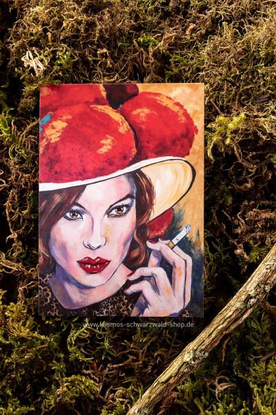 "Postkarte ""Tradition ist anmutig"