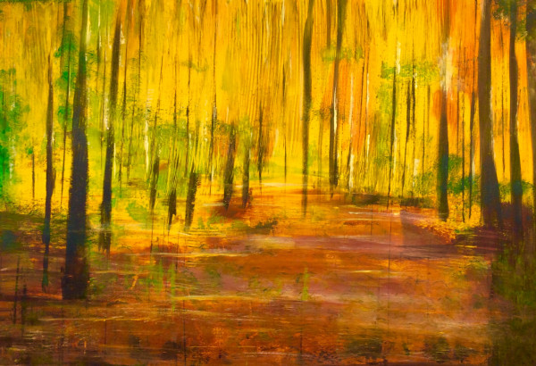 "Bild "" Wald 4"""
