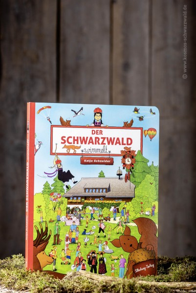 """""""Anni"""" Der Schwarzwald wimmelt"""