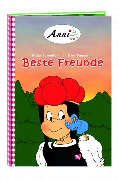 """""""Anni – Beste Freunde"""" Bilderbuch"""