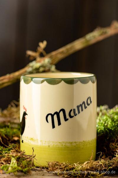 "Tasse ""Mama"" Hahn & Henne Zeller Keramik"