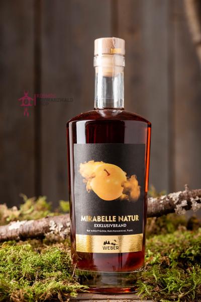 """""""Mirabelle Natur"""" 35% 0,5 l"""