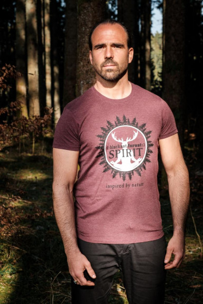 "T-Shirt "" Spirit"" Unisex"