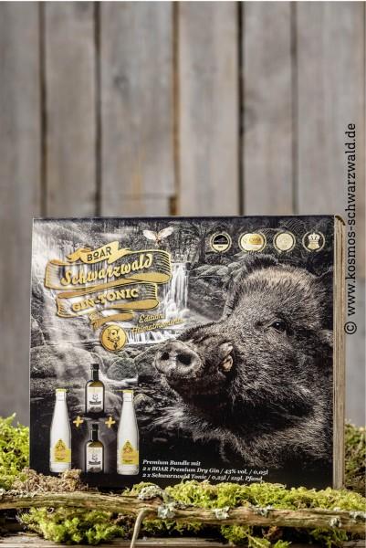 Geschenkset Boar Gin 0,1l